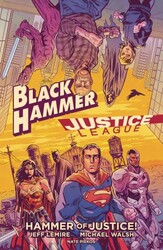 Dark Horse - Black Hammer Justice League Hammer Of Justice HC