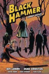 Dark Horse - Black Hammer Library Edition Vol 1 HC