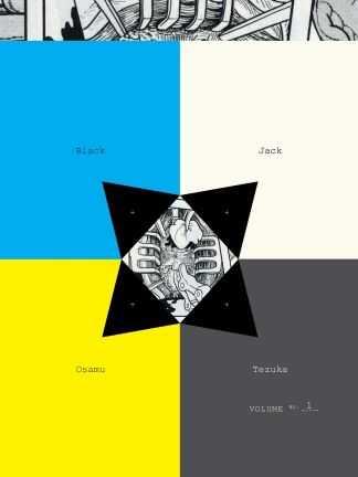 Vertical - Black Jack Vol 1 TPB