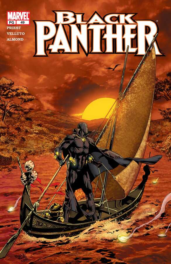 Marvel - Black Panther (1998 2nd Series) # 49