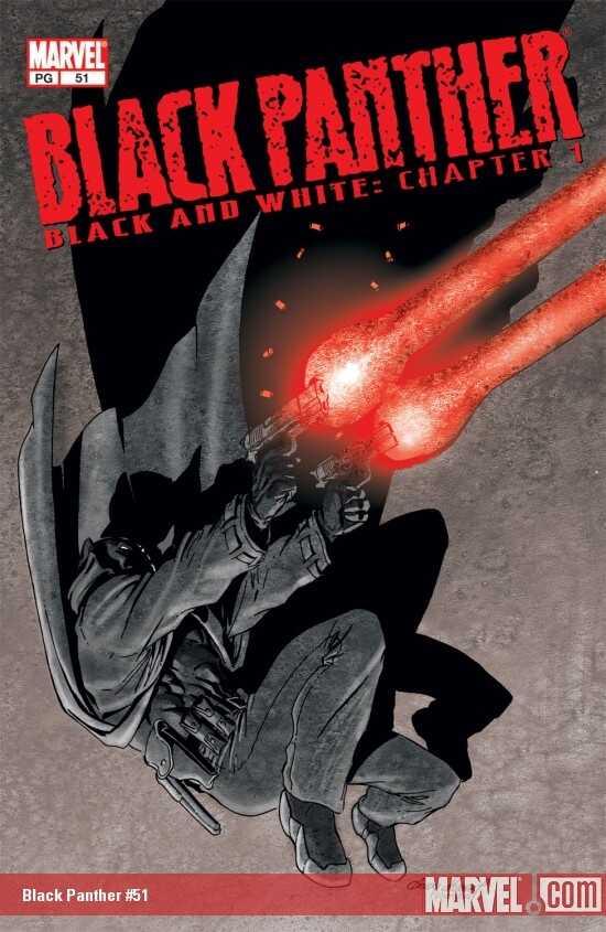 Marvel - Black Panther (1998 2nd Series) # 51