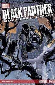 Marvel - Black Panther (1998 2nd Series) # 53