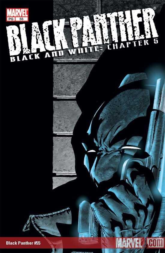Marvel - Black Panther (1998 2nd Series) # 55