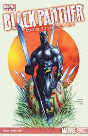Marvel - Black Panther (1998 2nd Series) # 58