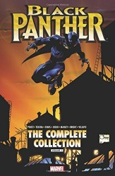 Marvel - Black Panther By Christopher Priest The Complete Collection Vol 1 TPB