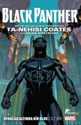 Çizgi Düşler - Black Panther Cilt 1 Ayaklar Altında Bir Ulus
