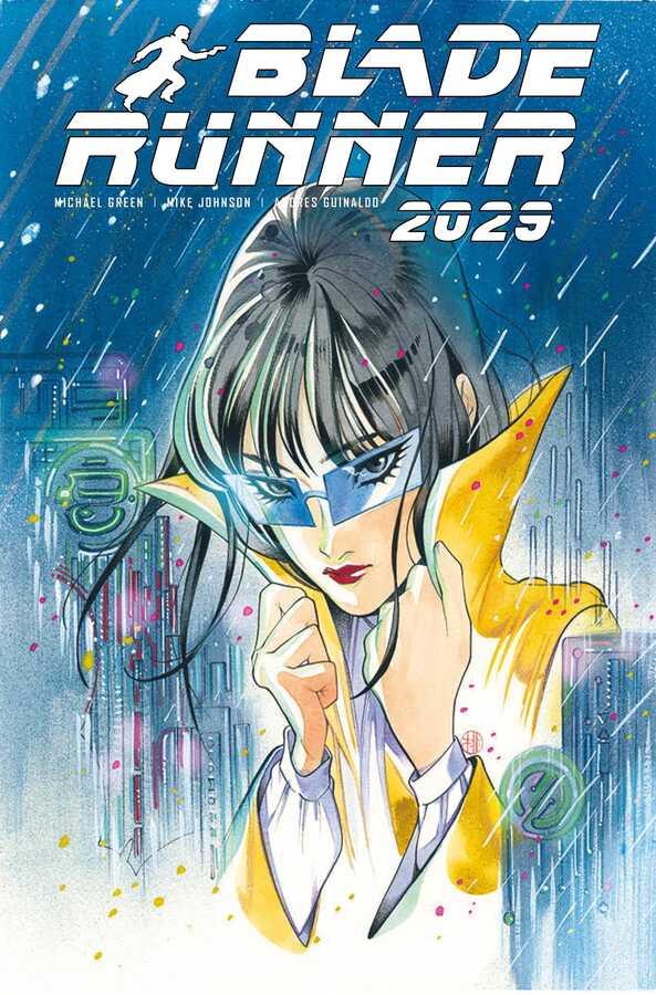 Titan Comics - BLADE RUNNER 2029 # 1 CVR A MOMOKO