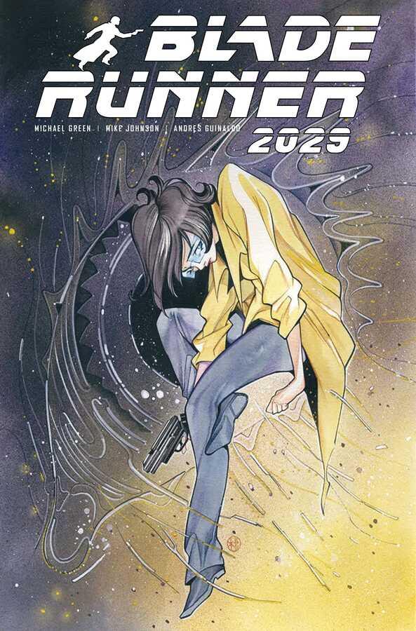 Titan Comics - BLADE RUNNER 2029 # 4 CVR A MOMOKO