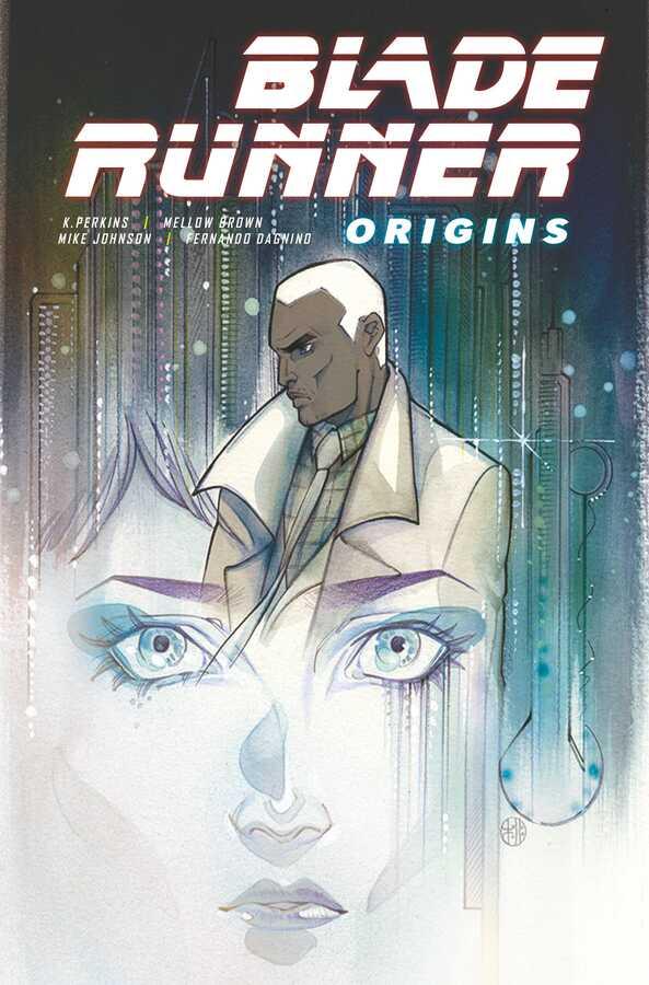 Titan Comics - BLADE RUNNER ORIGINS # 1 CVR B MOMOKO