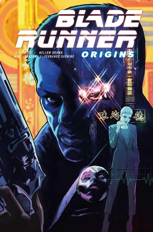 Titan Comics - BLADE RUNNER ORIGINS # 1 CVR C DAGNINO