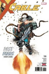 Marvel - Cable # 155
