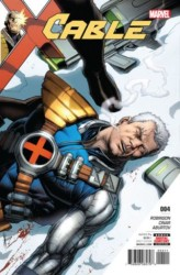 Marvel - Cable # 4