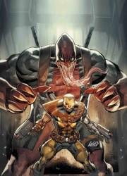 Marvel - Cable # 5 Venomized Deadpool Variant