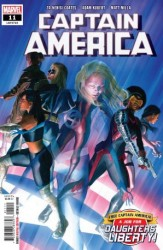 Marvel - Captain America (2018) # 11