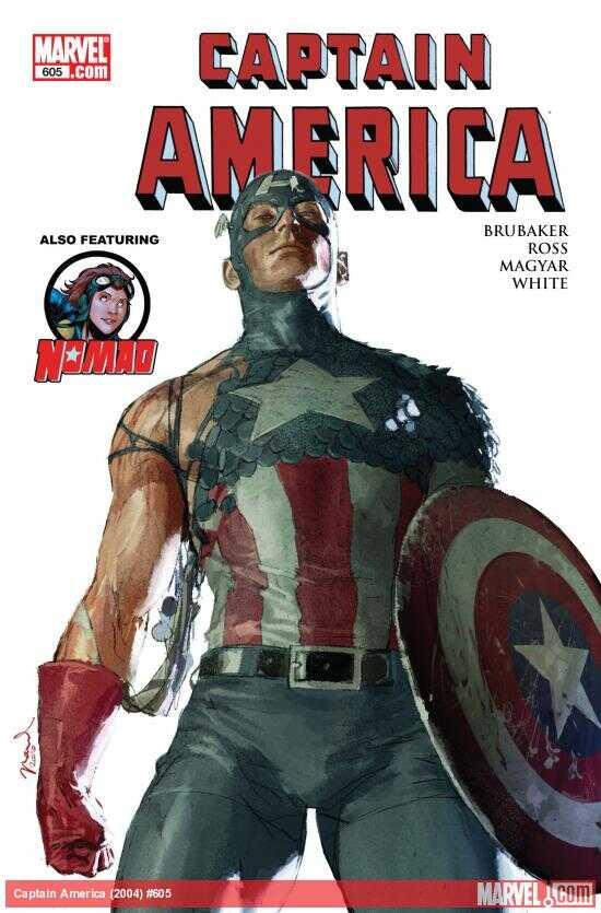 Marvel - CAPTAIN AMERICA (2004) # 605