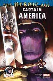 Marvel - CAPTAIN AMERICA (2004) # 606
