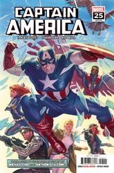 Marvel - Captain America (2018) # 25
