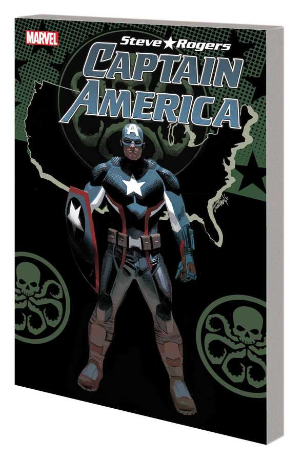 - Captain America Steve Rogers Vol 3 Empire Building TPB