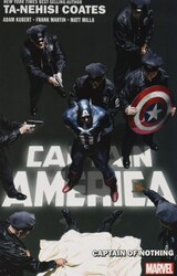 Marvel - Captain America Vol 2 Captain Of Nothing TPB