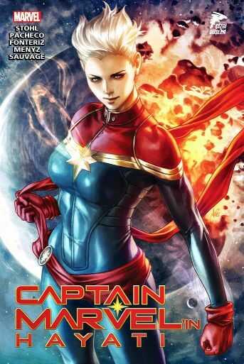 Çizgi Düşler - Captain Marvel'ın Hayatı