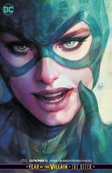 DC - Catwoman # 13 Artgerm Card Stock Variant