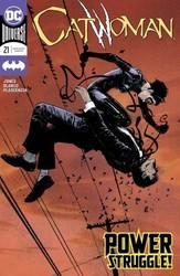 DC - Catwoman # 21