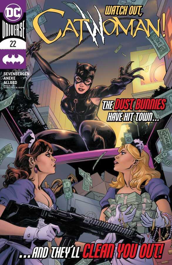 DC - Catwoman # 22
