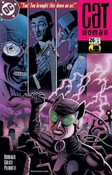 DC - Catwoman (3rd Series) # 26