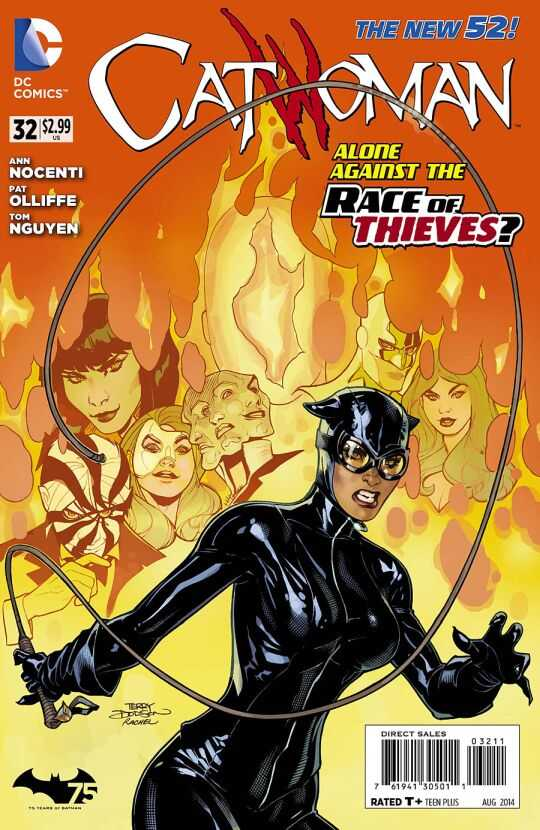 DC - Catwoman (New 52) # 32