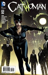DC - Catwoman (New 52) #52