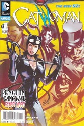 DC - Catwoman (New 52) Annual # 1