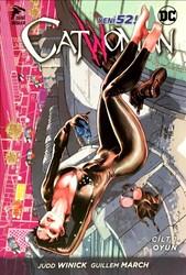 Çizgi Düşler - Catwoman (Yeni 52) Cilt 1 Oyun