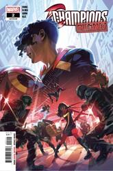 Marvel - Champions (2020) # 2