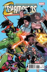 Marvel - Champions # 7