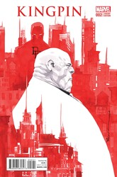 Marvel - CIVIL WAR II KINGPIN #2 (OF 4) NGUYEN VAR