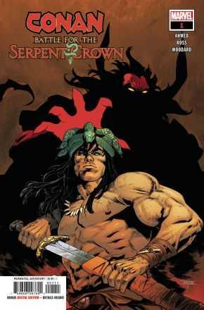 Marvel - Conan Battle For Serpent Crown # 1