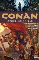 Marmara Çizgi - Conan Cilt 3 Özgür Yoldaşlar