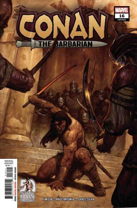 Marvel - Conan the Barbarian # 16