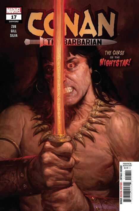 Marvel - Conan the Barbarian # 17