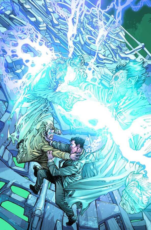 DC - Constantine (2013) # 12