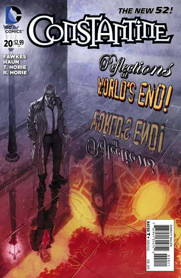 DC - Constantine (2013) # 20