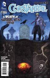 DC - Constantine (2013) # 22