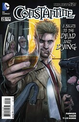 DC - Constantine (2013) # 23