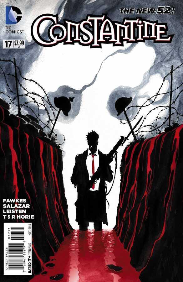 DC - Constantine (2013) # 17