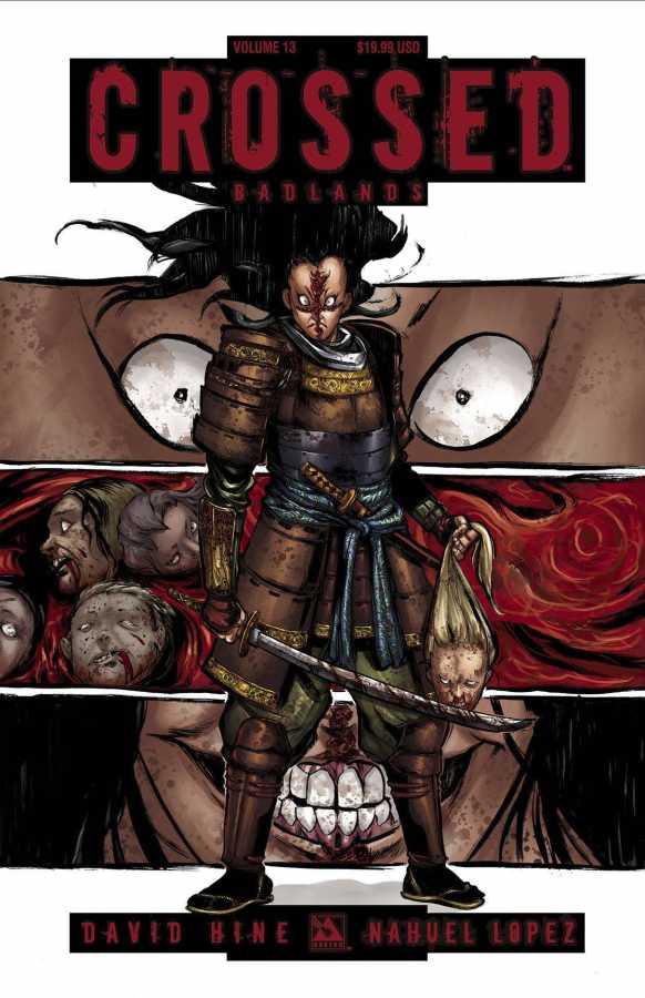 Avatar - Crossed Vol 13 TPB