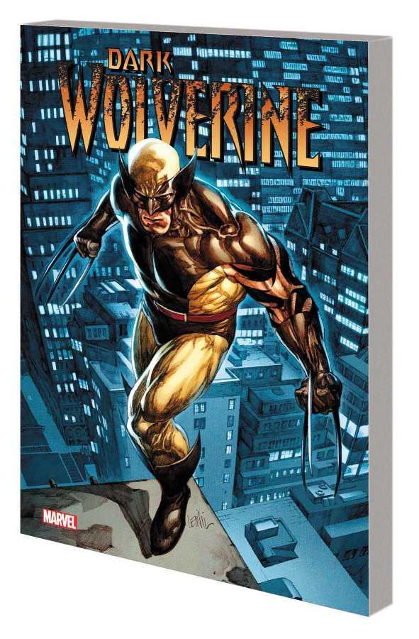 Marvel - Daken Dark Wolverine Punishment TPB