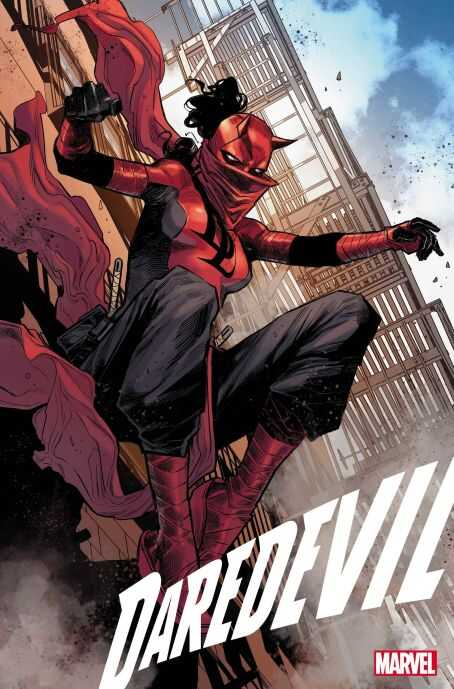 Marvel - Daredevil (2019) # 25 2nd PTG