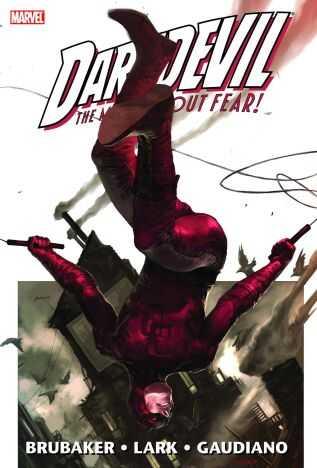 Marvel - DAREDEVIL BY BRUBAKER & LARK OMNIBUS VOL 1 HC