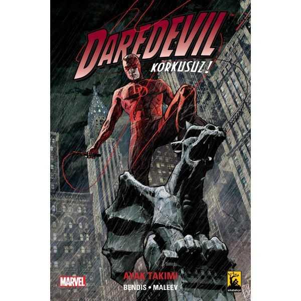Arkabahçe - Daredevil Cilt 3 Ayak Takımı