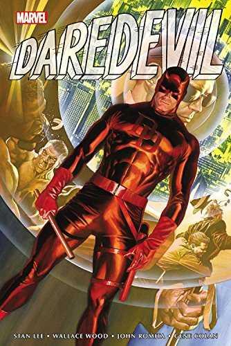 Marvel - DAREDEVIL OMNIBUS HC VOL 1 ROSS COVER